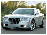 serwis samochodów Chrysler 300c