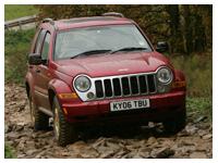 serwis samochodów Jeep Cherokee 2004