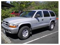 serwis samochodów Dodge Durango 1998