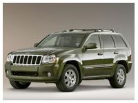 serwis samochodów Jeep Grand Cherokee