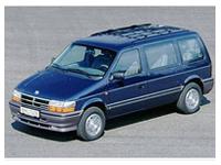 serwis samochodów voyager 1995