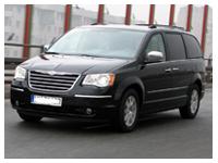 serwis samochodów grand voyager 2008