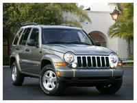 serwis samochodów Jeep Liberty
