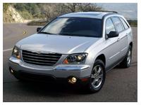 serwis samochodów Chrysler Pacifica