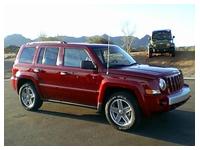 serwis samochodów Jeep Patriot