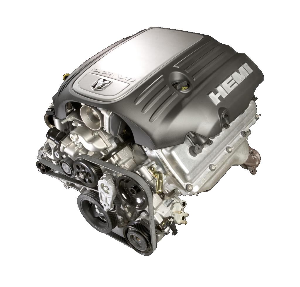 kapitalne remonty silników - silnik hemi