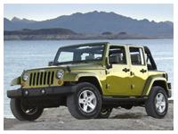 serwis samochodów Jeep Wrangler KJ