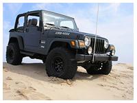 serwis samochodów Jeep Wrangler TJ